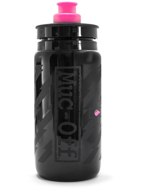 Muc-Off Elite Custom Fly Water Bottle 550ml black